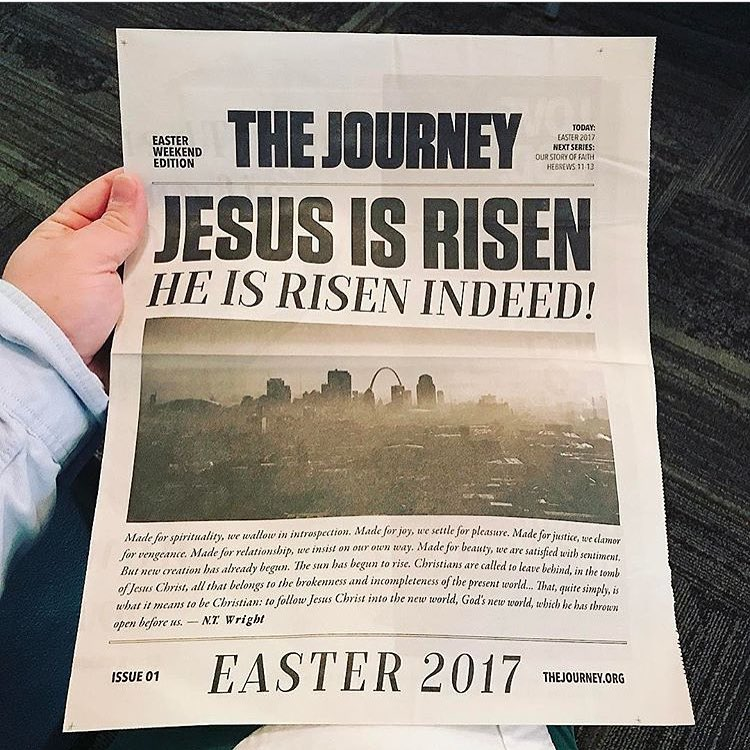 Easter at Journey Church - Pro Church Media