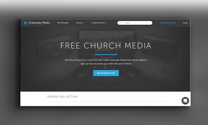 FREE Church Media Resources