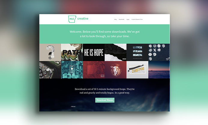 FREE Church Media Resources | Sermon Series, Design Tools